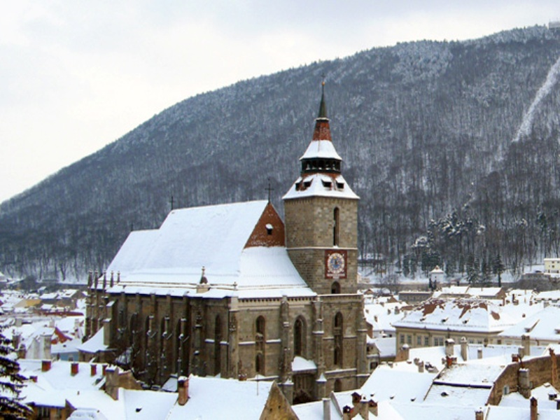 Prahova Valley Tour Blach Church
